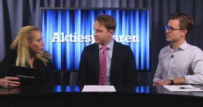 """Embedded thumbnail for TV: """"Läget i världsekonomin"""""""