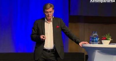 Embedded thumbnail for Stora Aktiedagen Göteborg – Eurocine Vaccines