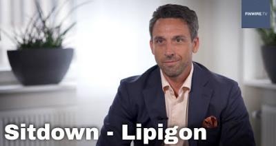 Embedded thumbnail for Analysguiden, intervju med Lipigons vd Stefan K Nilsson