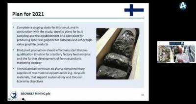 Embedded thumbnail for Beowulf Mining - Stora Aktiedagen Göteborg digitalt 10 november 2020