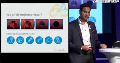 Embedded thumbnail for Stora Aktiedagen Göteborg – ChemoTech