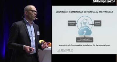 Embedded thumbnail for Aktiedagen Jönköping – Compare-IT
