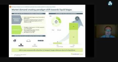 Embedded thumbnail for Scandinavian Biogas – Temakvällen om förnyelsebar energi 9 februari 2021
