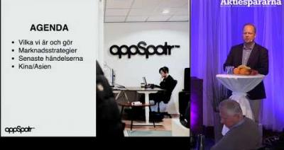 Embedded thumbnail for Aktiedagen Stockholm - AppSpotr