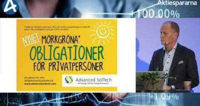 Embedded thumbnail for Aktiekvällen Göteborg - SolTech Energy
