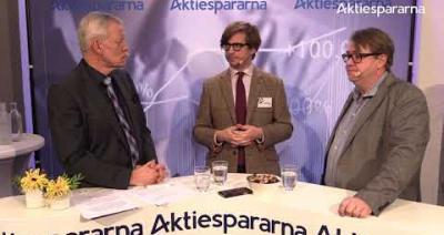 Embedded thumbnail for Ett nytt medielandskap - hur hanterar investeraren det? – Stora Aktiedagen Göteborg 2018