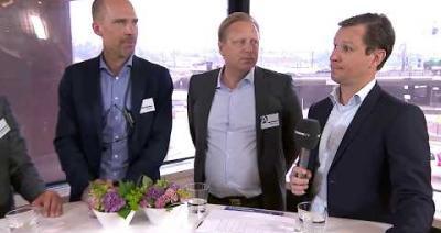 Embedded thumbnail for Småbolagsdagen 2018 – AR - när lyfter marknaden?