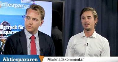 Embedded thumbnail for Börssnack med Aktiespararnas analytiker