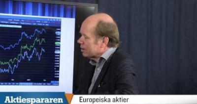 Embedded thumbnail for Aktiespararen TV: Spännande bolag i Europa - Del 1/4