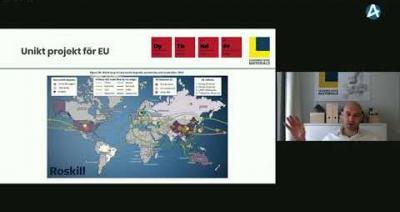 Embedded thumbnail for Leading Edge Materials – Småbolagsdagarna 9 juni 2021