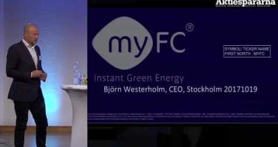 Embedded thumbnail for Aktiedagen Falköping – myFC Holding
