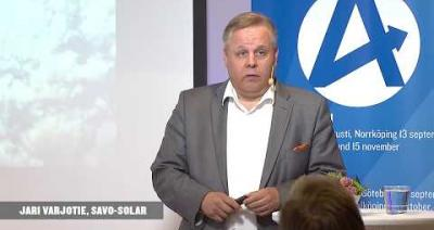 Embedded thumbnail for Småbolagsdagen 2018 – Savosolar