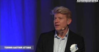 Embedded thumbnail for Stora Aktiedagen Göteborg – Attana