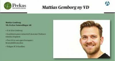 Embedded thumbnail for Peckas Naturodlingar - Stora Aktiedagen Göteborg digitalt 10 november 2020