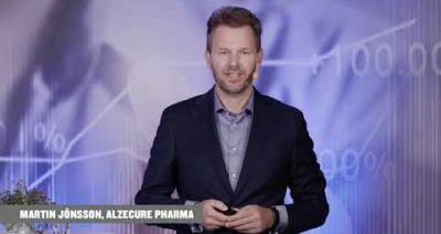 Embedded thumbnail for AlzeCure Pharma - Aktiedagen digitalt 8 september 2020