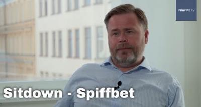 Embedded thumbnail for Analysguiden, intervju med Spiffbets vd Henrik Svensson