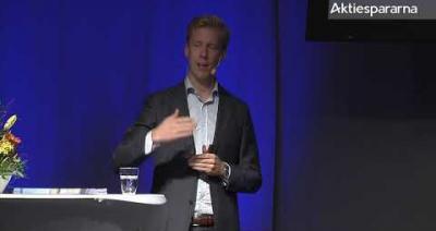 Embedded thumbnail for Gapwaves – Stora Aktiedagen Göteborg 2018
