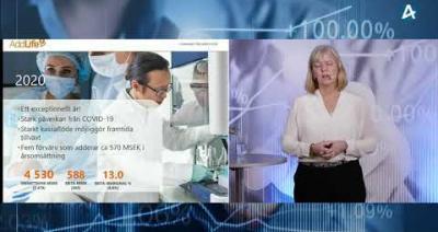 Embedded thumbnail for Addlife - Stora Aktiedagen Stockholm digitalt 30 november 2020