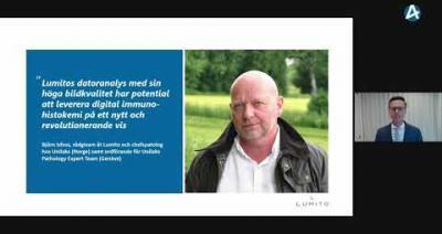Embedded thumbnail for Lumito – Aktiedagen Stockholm 4 maj 2021
