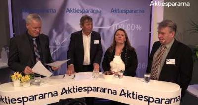 Embedded thumbnail for Affärsänglar på västkusten – Stora Aktiedagen Göteborg 2018