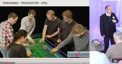 Embedded thumbnail for Aktiedagen Stockholm 6 mars – Tangiamo Touch Tech