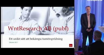 Embedded thumbnail for Aktiedagen Stockholm – Wnt Research
