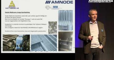 Embedded thumbnail for Stora Aktiedagen Göteborg – Amnode