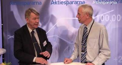 Embedded thumbnail for Aktieskolan del 2: långsiktigt sparande – Stora Aktiedagen Göteborg 2018