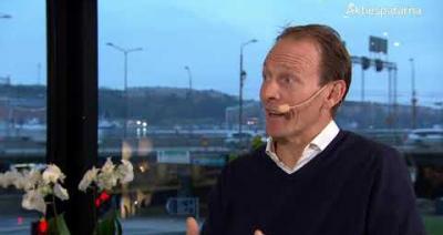 Embedded thumbnail for Intervju med Henrik Söderberg, fondförvaltare C Worldwide Asset Management