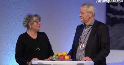 Embedded thumbnail for Välkommen till Stora Aktiedagen 2017
