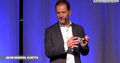 Embedded thumbnail for Stora Aktiedagen Göteborg – Cloetta