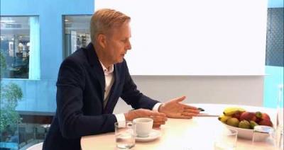 Embedded thumbnail for Aktiespararna intervjuar H&M-chefen - risker, möjligheter och framtiden