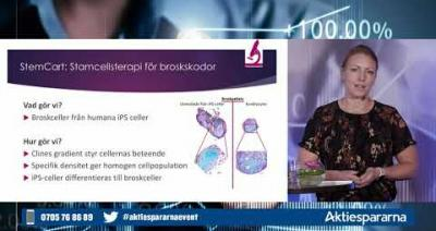 Embedded thumbnail for Cline Scientific - Aktiedagen Göteborg 18 maj 2020