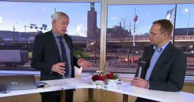 Embedded thumbnail for Stora Aktiedagen Stockholm – intervju med Aktiespararnas vd Joacim Olsson