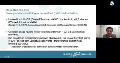 Embedded thumbnail for Respiratorius - Småbolagsdagen Stockholm den 10 juni 2020