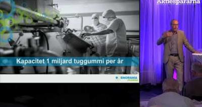 Embedded thumbnail for Aktiedagen Stockholm – Enorama Pharma