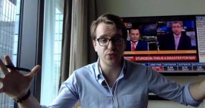 "Embedded thumbnail for ""Fokus på valet i Storbritannien"""