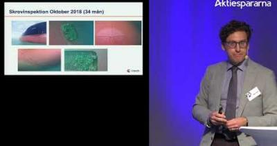 Embedded thumbnail for I-Tech – Stora Aktiedagen Göteborg 2018
