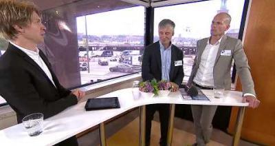 Embedded thumbnail for Småbolagsdagen 2018 – Framtidens cancerbehandlingar