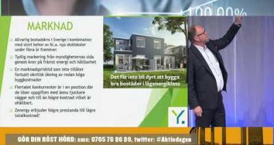 Embedded thumbnail for Zenenergy från Öresundsdagen 20 maj