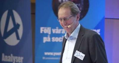 Embedded thumbnail for Ulf Boberg om Life Science – Aktiedagen Lund 2019
