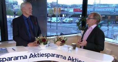 Embedded thumbnail for Stora Aktiedagen Stockholm 2018 – Vart går börsen?