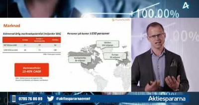 Embedded thumbnail for Flowscape - Småbolagsdagen Stockholm den 8 juni 2020