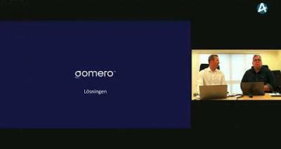 Embedded thumbnail for Gomero Group – Småbolagsdagarna 7 juni 2021