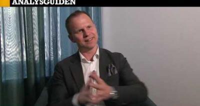 "Embedded thumbnail for Analysguiden- Intervju med Flowscape ""Vi har en bra position i rådande kris"""