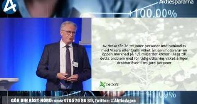 Embedded thumbnail for Aktiedagen Gteborg 8 maj – Dicot