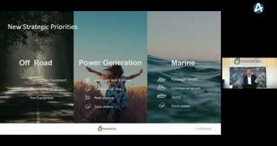Embedded thumbnail for PowerCell Sweden – Aktiedagen digitalt 19 oktober 2020