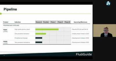 Embedded thumbnail for FluoGuide – Aktiedagen Stockholm 4 maj 2021