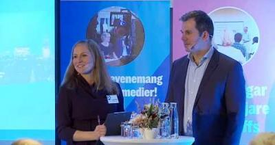Embedded thumbnail for Stora Aktiedagen Stockholm 2018 – Initiator Pharma