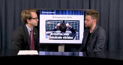 Embedded thumbnail for Aktiespararen TV del 2: Nya och gamla kriser